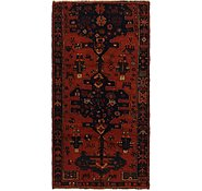 Link to 4' x 7' 10 Shiraz Persian Runner Rug