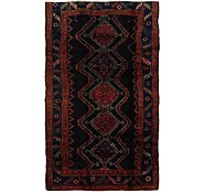 Link to 132cm x 235cm Chenar Persian Runner Rug