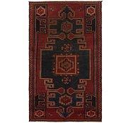 Link to 3' 5 x 6' 2 Zanjan Persian Rug