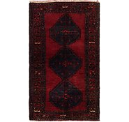 Link to 3' 6 x 5' 2 Hamedan Persian Rug
