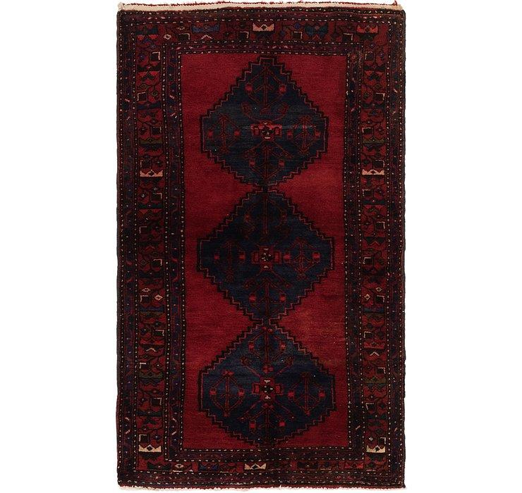 3' 6 x 5' 2 Hamedan Persian Rug