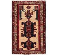 Link to 3' 8 x 5' 10 Meshkin Persian Rug