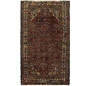 Link to 3' 3 x 6' Hossainabad Persian Rug
