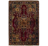 Link to 102cm x 152cm Tabriz Persian Rug