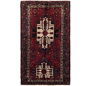 Link to 3' 7 x 6' 2 Hamedan Persian Rug