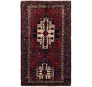 Link to 110cm x 188cm Hamedan Persian Rug