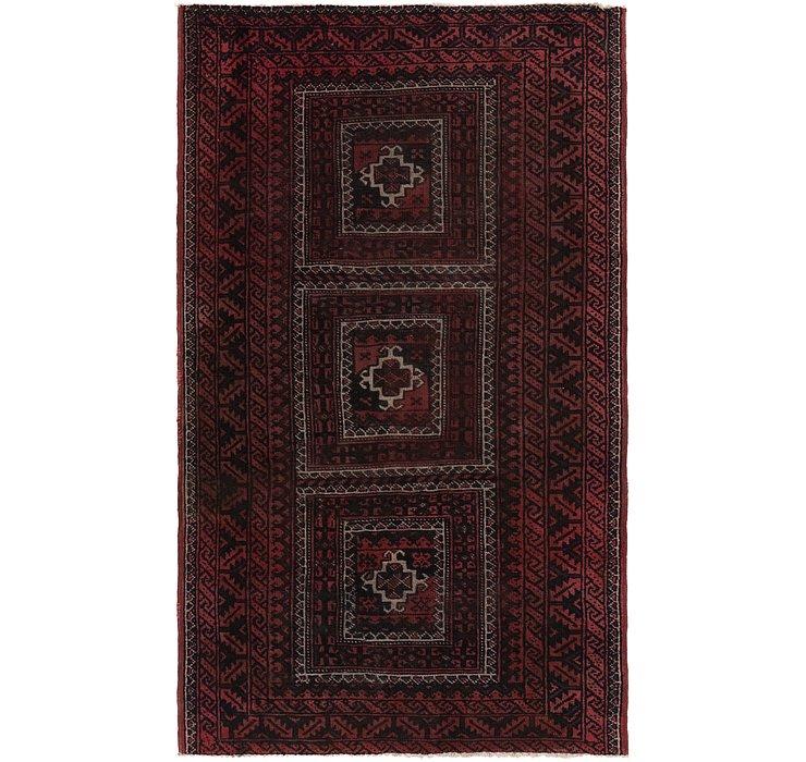 4' 2 x 7' 4 Ferdos Persian Rug