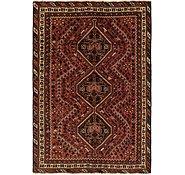 Link to 6' 5 x 9' 4 Ghashghaei Persian Rug