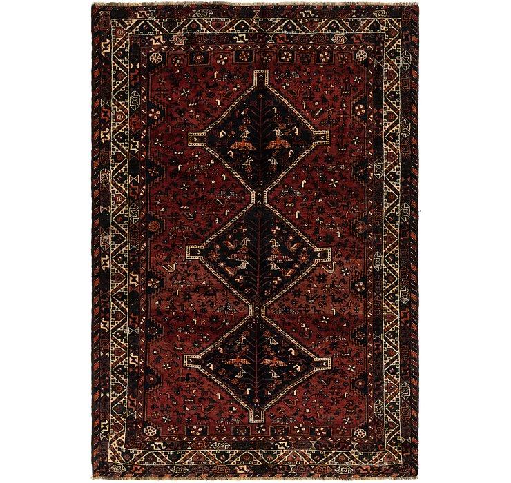 6' 10 x 10' 2 Ghashghaei Persian Rug