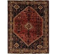 Link to 7' 4 x 9' 6 Ghashghaei Persian Rug