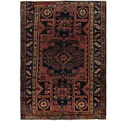 Link to HandKnotted 4' 4 x 6' 2 Zanjan Persian Rug