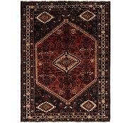Link to 7' x 9' 9 Ghashghaei Persian Rug