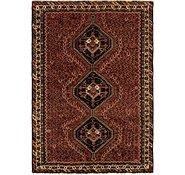Link to 6' 8 x 9' 8 Ghashghaei Persian Rug