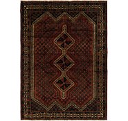 Link to 7' 2 x 9' 10 Ghashghaei Persian Rug