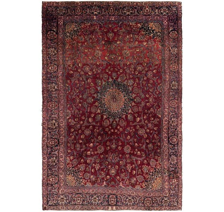 7' 5 x 11' 6 Kashmar Persian Rug