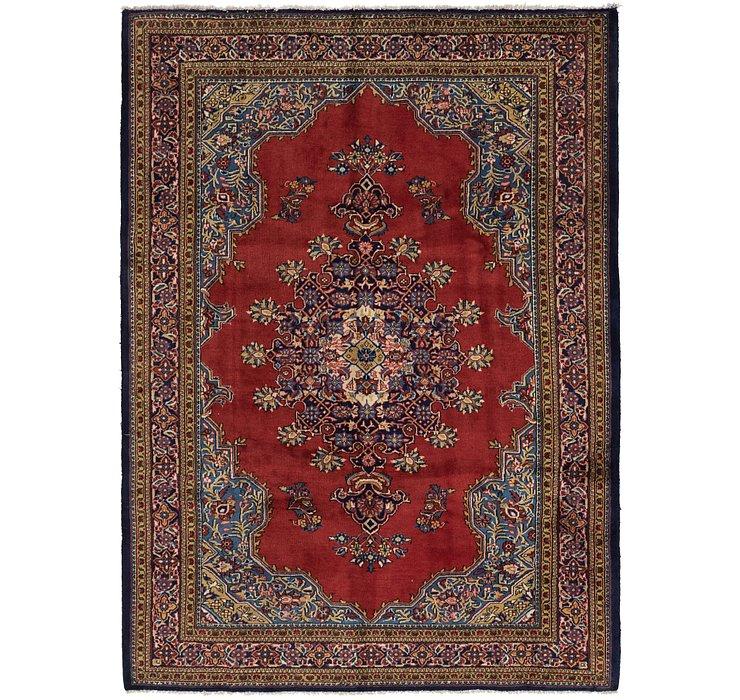 7' 2 x 10' Golpayegan Persian Rug