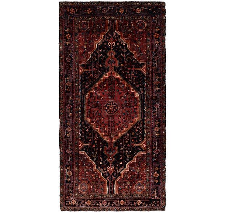 5' 2 x 10' 9 Tuiserkan Persian Runne...