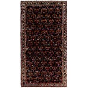 5' 3 x 10' 3 Shahsavand Persian Runn...
