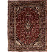 Link to 8' 8 x 11' 4 Kashan Persian Rug