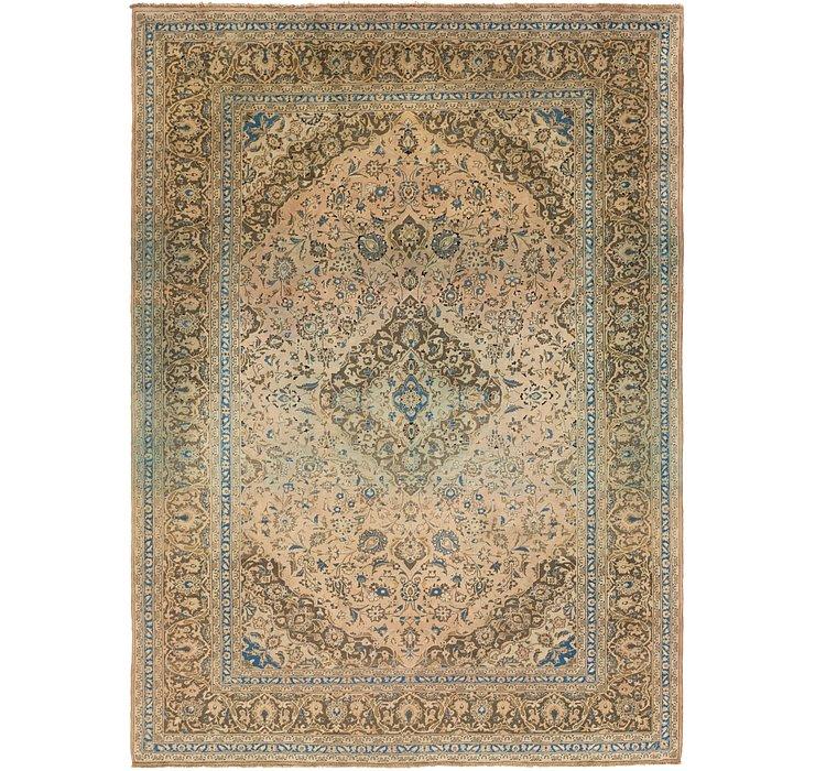 9' 9 x 13' 6 Mashad Persian Rug