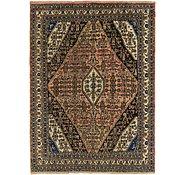 Link to 8' 6 x 11' 8 Hamedan Persian Rug
