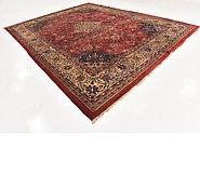 Link to 10' 8 x 13' 9 Sarough Persian Rug