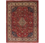 Link to 10' 8 x 13' 9 Sarough Persian Rug