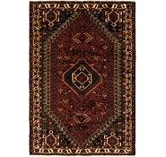 Link to 5' 5 x 7' 10 Ghashghaei Persian Rug