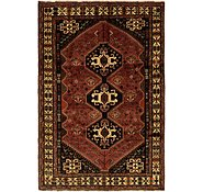 Link to 6' 5 x 9' 10 Ghashghaei Persian Rug