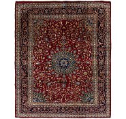 Link to 9' 8 x 12' Kashmar Persian Rug