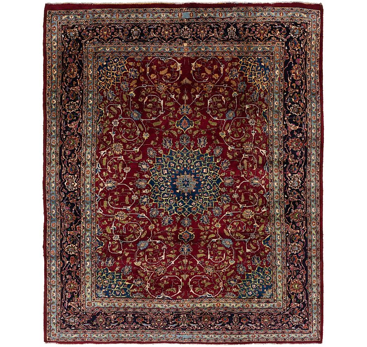295cm x 365cm Kashmar Persian Rug
