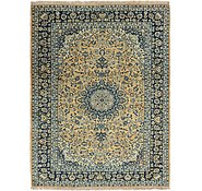 Link to 9' 10 x 13' 2 Isfahan Persian Rug