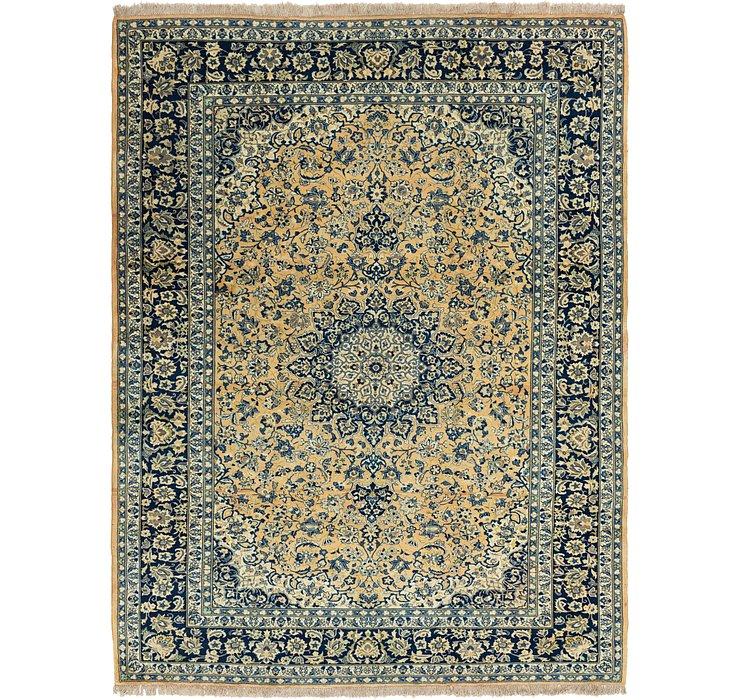 9' 10 x 13' 2 Isfahan Persian Rug