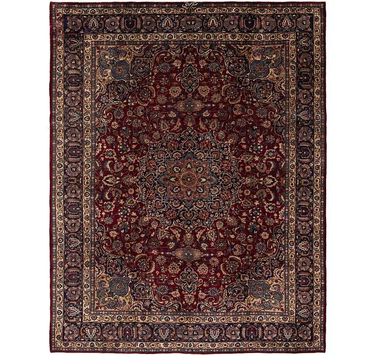 9' 8 x 12' 8 Kashmar Persian Rug