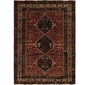 Link to 7' x 9' 10 Ghashghaei Persian Rug