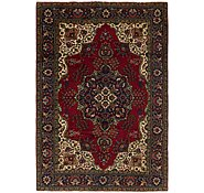 Link to 6' 6 x 9' 4 Tabriz Persian Rug