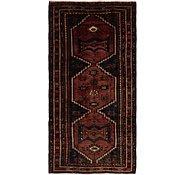 Link to 4' 8 x 9' 6 Hamedan Persian Runner Rug