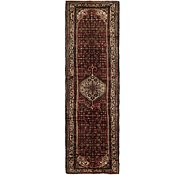 Link to 2' 7 x 13' Hossainabad Persian Runner Rug