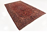 Link to 6' 7 x 11' Kashan Persian Rug