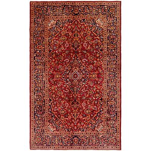 Link to 200cm x 335cm Kashan Persian Rug page