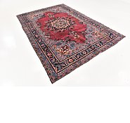 Link to 6' 7 x 9' 2 Mashad Persian Rug
