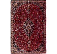 Link to 6' x 9' 3 Mashad Persian Rug