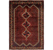 Link to 6' 10 x 9' 10 Ghashghaei Persian Rug