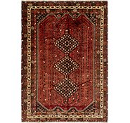 Link to 200cm x 282cm Ghashghaei Persian Rug