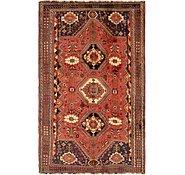Link to 178cm x 287cm Ghashghaei Persian Rug