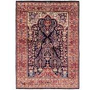 Link to 6' 4 x 9' Kashmar Persian Rug