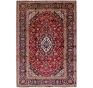 Link to 7' 10 x 11' 3 Kashan Persian Rug