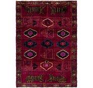 Link to 6' 7 x 9' 5 Shiraz Persian Rug