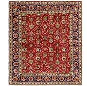 Link to 8' 3 x 9' 7 Tabriz Persian Rug