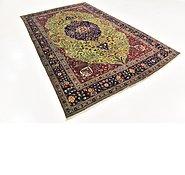 Link to 6' 6 x 10' 3 Tabriz Persian Rug